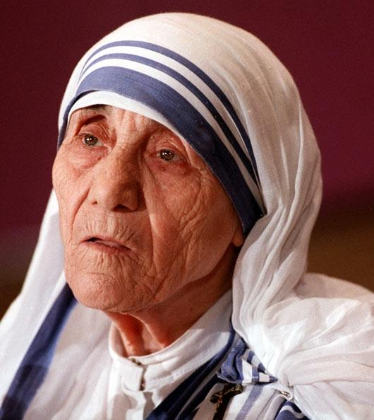 The example set by Mother Teresa shows that no matter how humble your beginnings, you still have the capacity to help others less fortunate than you. After a life dedicated to charity and humanitarian work, she is regarded as one of the most selfless people to have ever lived, and her efforts were recognised in 1979 when she won the Nobel Peace Prize. However, one of the most admirable things about Mother Teresa is that she wasn't doing it for the recognition – she spent nearly 30 years of her life helping others before anybody even knew who she was.
