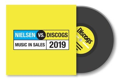 Discogs Releases 2019 Mid-Year Marketplace Report; Neilsen Vs. Discogs Highlights
