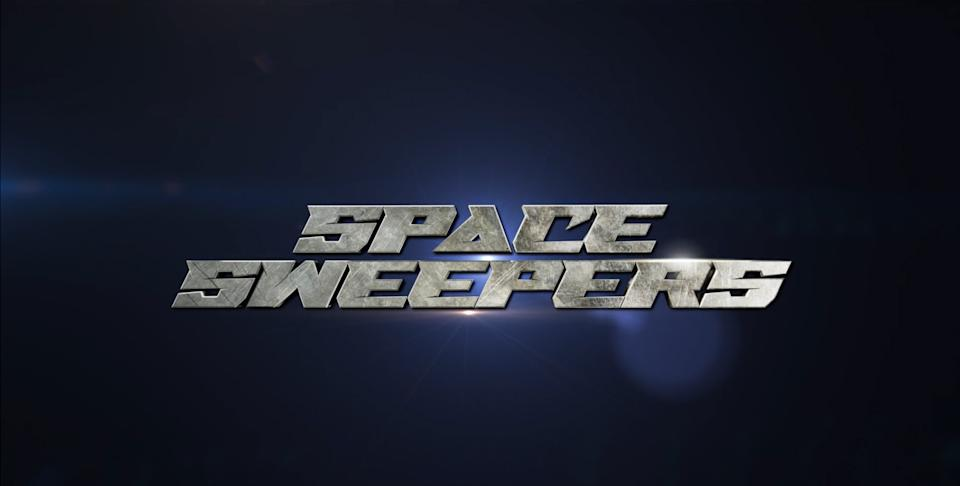 """The South Korean science fiction film """"Space Sweepers"""" launches on Netflix Feb. 5, 2020."""