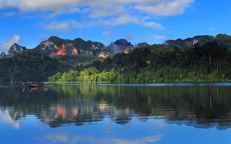 Khao Sok National Park is the best place to escape the island