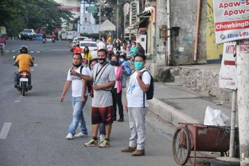 Cases in Cebu City, other cities still rise