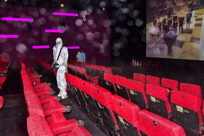 Cinema Halls and Multiplexes Reopen in UP, But Viewers Missing