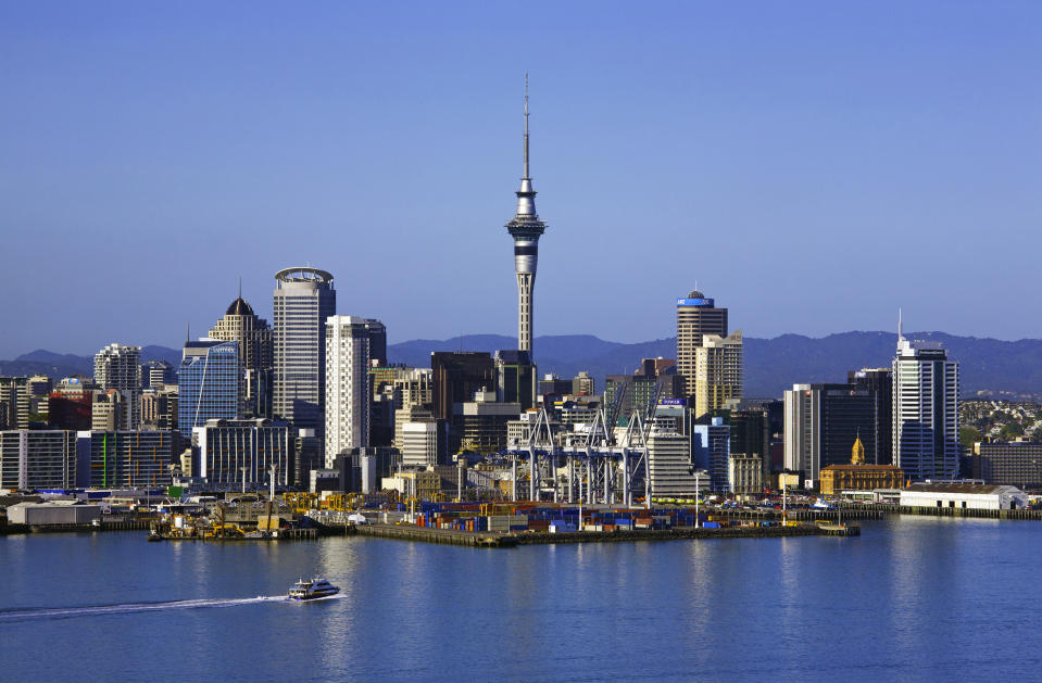 New Zealand GDP: US$204 billion. India's economic stimulus package is larger than New Zealand's GDP.