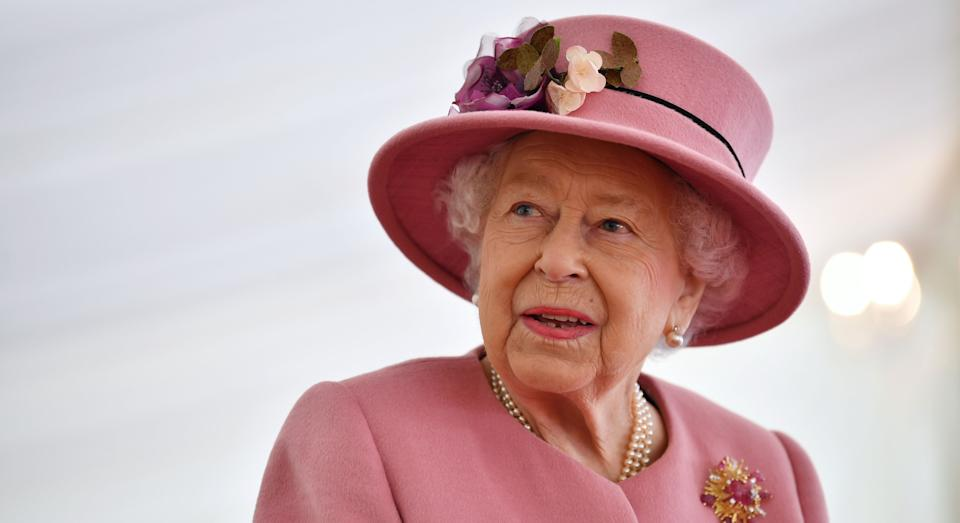 Her Majesty has paid tribute to other mums - including the late Queen Mother - on Mother's Day. (Getty Images)