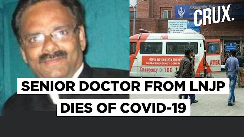 COVID-19| India Lost Over 300 Frontline Doctors To COVID-19 Since The Outbreak