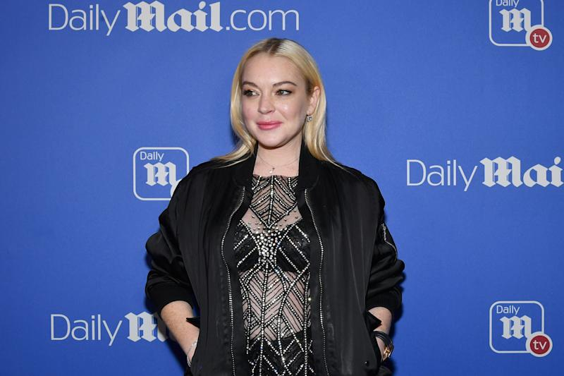 Lindsay Lohan reclaims beach where ex allegedly assaulted her