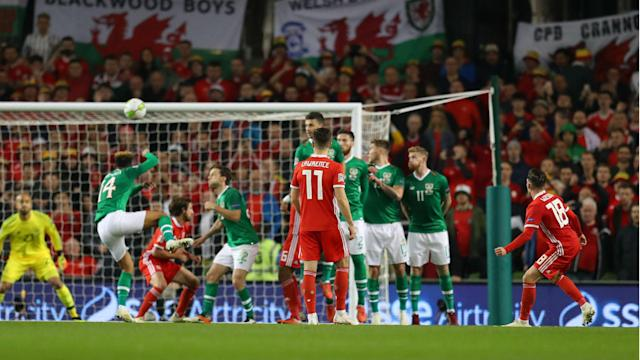 Ryan Giggs has joked that he fined Harry Wilson, Wales' hero in the Republic of Ireland, for scoring against his beloved Manchester United.
