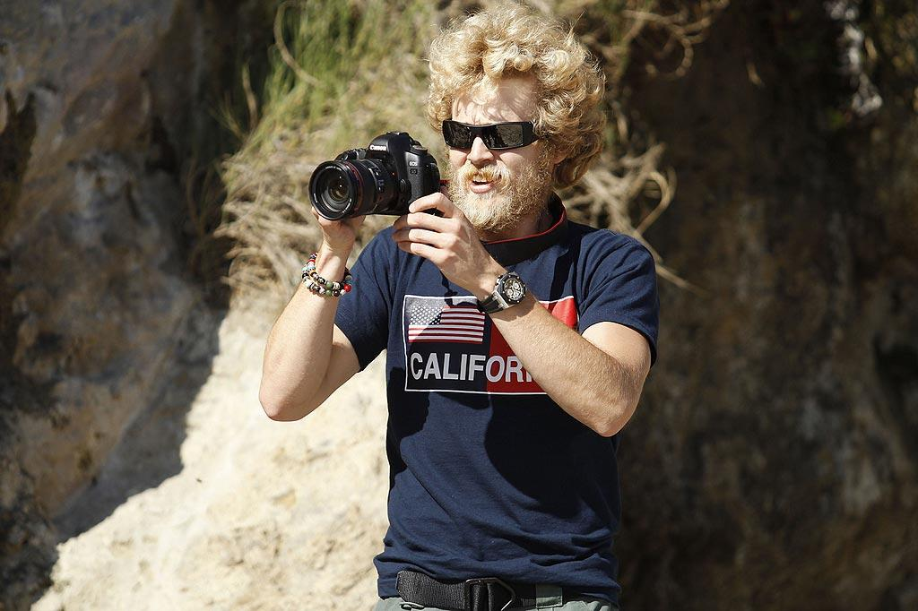 "Perhaps Spencer Pratt is planning to audition for the role of Sasquatch in an upcoming film. Why else would he -- or anyone for that matter -- dare to acquire such terrifying tresses? Nate Jones/James Breeden/<a href=""http://www.pacificcoastnews.com/"" target=""new"">PacificCoastNews.com</a> - July 14, 2010"