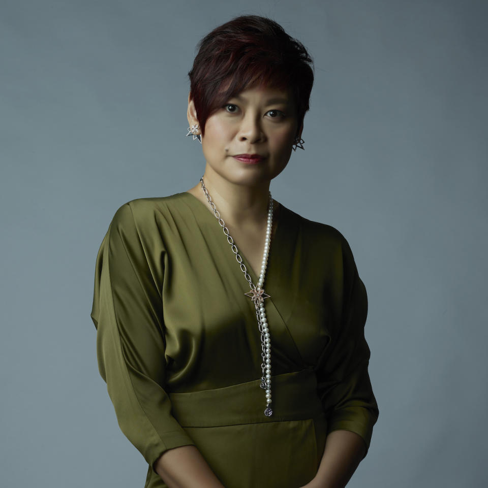 Carolyn Kan, founder of the brand Carrie K. (PHOTO: Carrie K.)