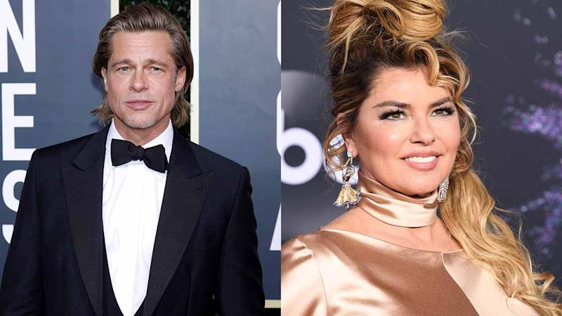 Shania Twain Loves This Connection to Brad Pitt in 'Ad Astra'