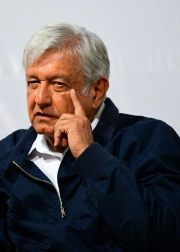 Many economists say the economic solutions proposed by Mexican presidential candidate Andres Manuel Lopez Obrador, pictured, are not as simple as he suggests