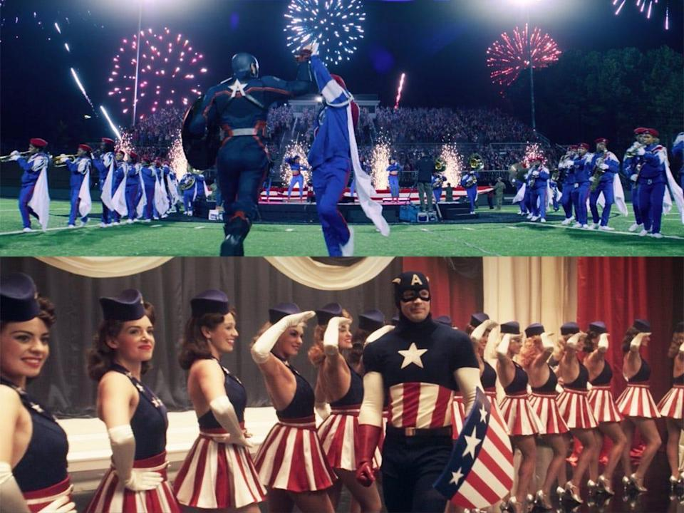 the falcon and the winter soldier 102 detail star spangled song