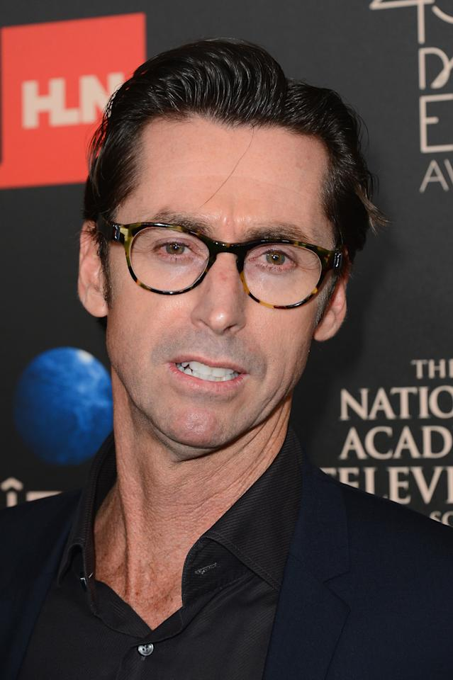 BEVERLY HILLS, CA - JUNE 16: Actor Kirk Fox attends The 40th Annual Daytime Emmy Awards at The Beverly Hilton Hotel on June 16, 2013 in Beverly Hills, California. (Photo by Mark Davis/Getty Images)