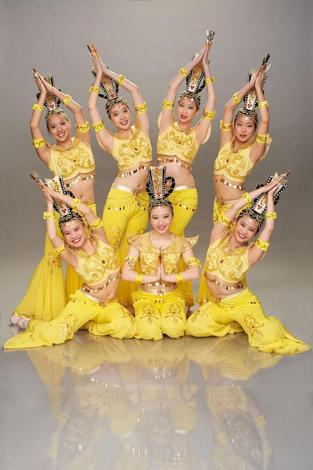 "MitsMitsi Dancing School is one of the Top 60 acts on NBC's ""America's Got Talent"" Season 8."