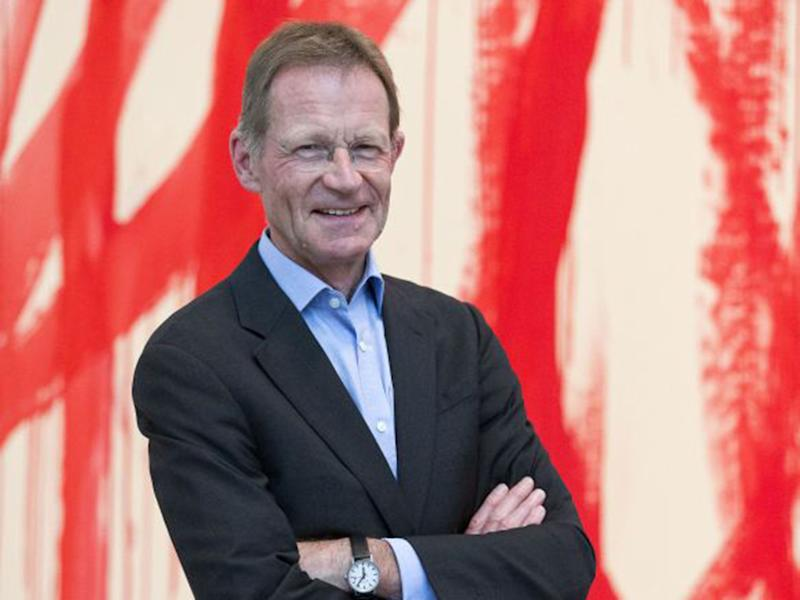 Sir Nicholas Serota has been a feature in the Power 100 top ten since its 2002 launch: PA