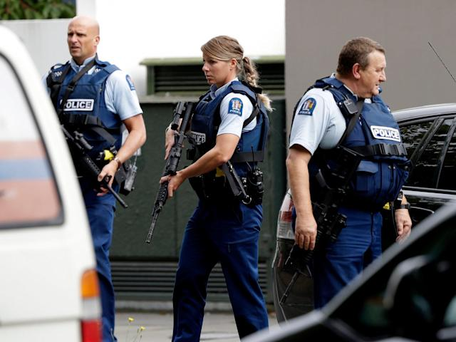 Christchurch mosque attack: New Zealand postpone third Test against Bangladesh after visiting team arrived at scene shortly after shooting
