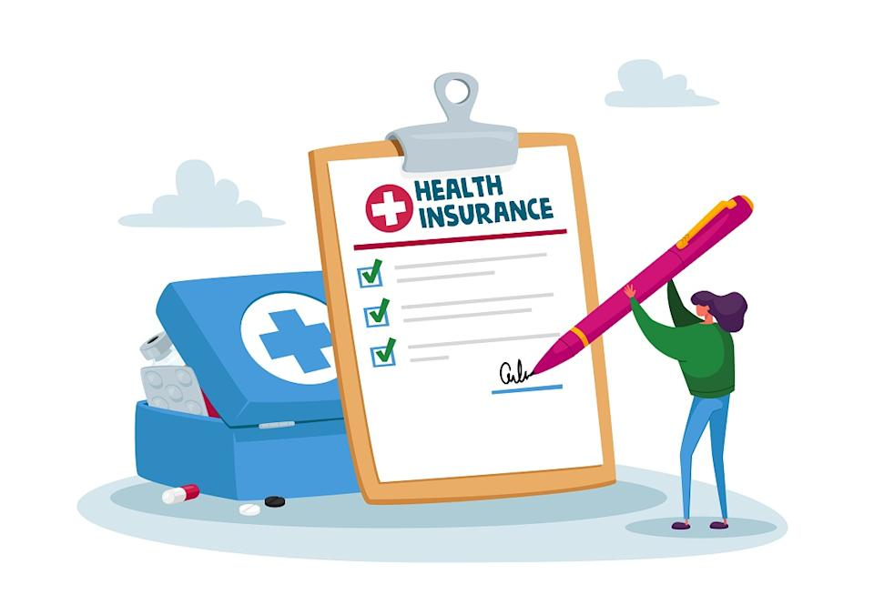 People should get themselves not just a good health insurance policy but also an adequate one. See if the policy ticks all the right boxes