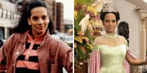 <p>Prior to <em>Coming to America,</em> a young Shari Headley was a successful model, appearing in top magazines such as <em>Glamour</em> and <em>Mademoiselle, </em>but had been cast in just a couple sitcoms, including one episode of NBC's hit <em>The Cosby Show</em>. After the movie's release, she went on to dominate daytime TV, joining the casts of <em>All My Children, The Bold and the Beautiful, </em>and Oprah Winfrey's prime-time soap opera <em>The Haves and the Have Nots</em>. For her stellar work, Headley was nominated for an NAACP Image Award for Outstanding Actress in a Daytime Drama Series. Now, she's come full circle, returning to the big screen for her cult-classic role of Lisa McDowell in <em>Coming 2 America.</em></p>