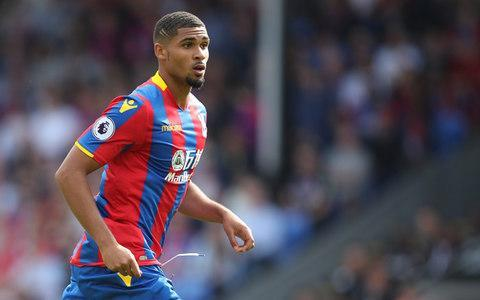 <span>Loftus-Cheek says he is committed to Palace right now</span> <span>Credit: Getty Images </span>
