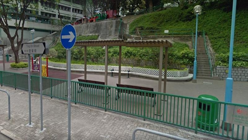 Seven-man knife attack in Hong Kong children's playground kills man and injures two