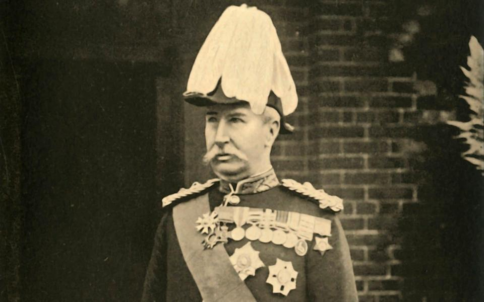 Buller earned the Victoria Cross in 1879 for saving two fellow officers