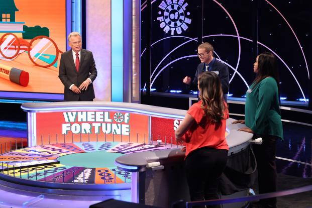 Wheel of Fortune New set