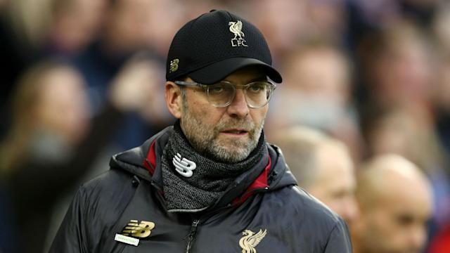Liverpool may be aiming for a first league title since 1990, but manager Jurgen Klopp has no nerves.