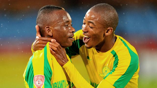 The Brazilians moved up to fifth following their third win of the campaign in front of a decent crowd at the Royal Bafokeng Stadium