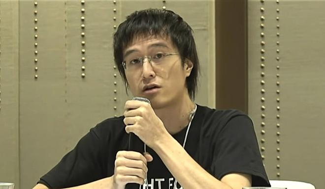 Andy Li was arrested in August under the city's national security law. Photo: Handout