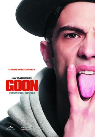 Did Goon Film Distributor Pull Off Lewd Poster Publicity Stunt
