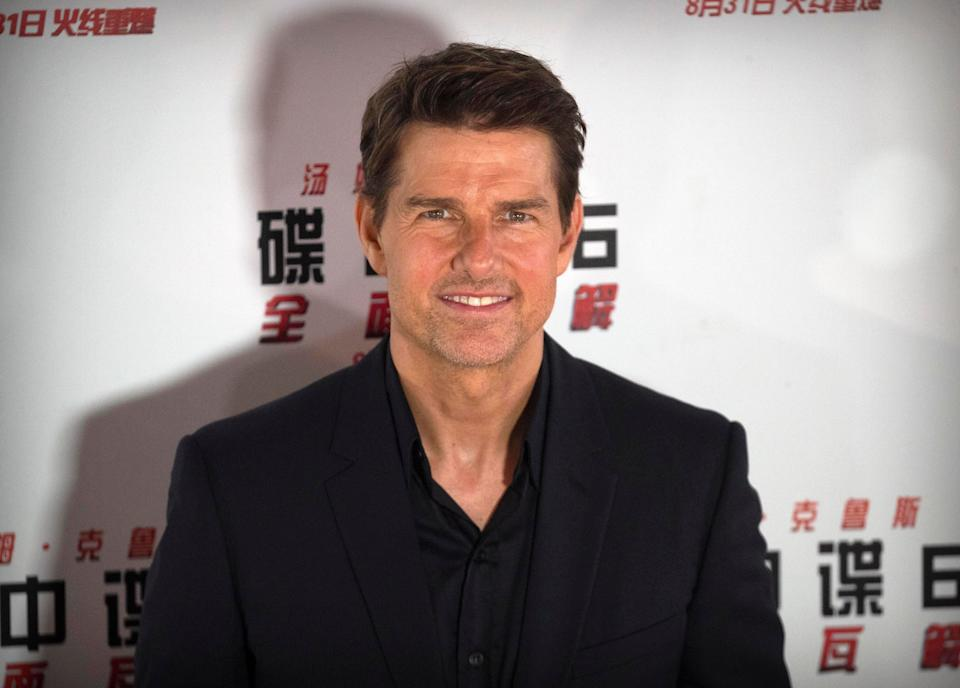 Tom Cruise (Photo: ASSOCIATED PRESS)