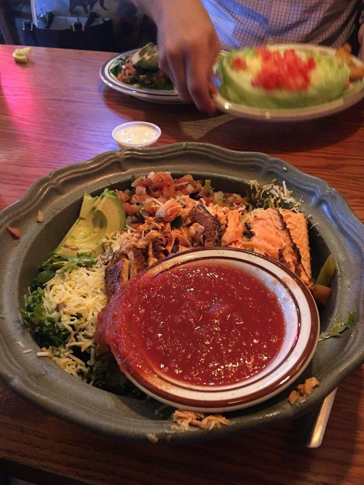 """<p><a href=""""http://www.yelp.com/biz/three-sisters-tavern-and-grill-colorado-city"""" rel=""""nofollow noopener"""" target=""""_blank"""" data-ylk=""""slk:Three Sisters Tavern & Grill"""" class=""""link rapid-noclick-resp"""">Three Sisters Tavern & Grill</a>, Colorado City</p><p>""""This place was amazing! Warm atmosphere, great service and the food was great. My husband had a burger and fries and I had the chicken relleno — so good. They make their own blue cheese dressing...it was also excellent. I have no reservations recommending this place, we may even go back tonight!!"""" - Yelp user <a href=""""https://www.yelp.com/user_details?userid=h6vSUr9XDUVdVg-hBLKDiA"""" rel=""""nofollow noopener"""" target=""""_blank"""" data-ylk=""""slk:Marion W."""" class=""""link rapid-noclick-resp"""">Marion W.</a></p>"""