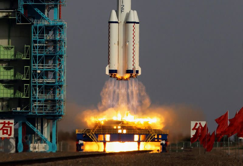 China aims to operate regular space flights by 2045, official says