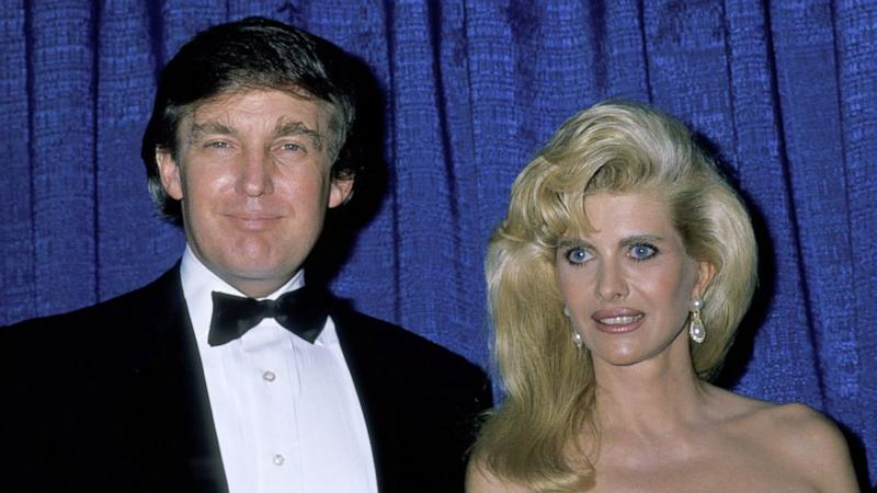 Donald Trump's Ex-Wife Ivana Disavows Old 'Rape' Allegation