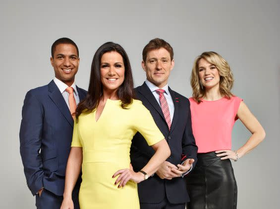 "The show was barely two months old when <a href=""http://www.huffingtonpost.co.uk/2014/06/02/good-morning-britain-susanna-reid-axed_n_5429679.html?utm_hp_ref=good-morning-britain"">claims that it would be ditched began circulating</a>. Little did critics know, there was life in it yet."