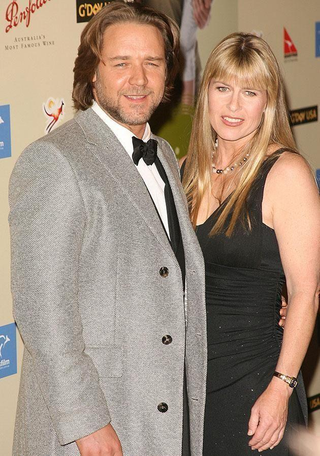 She has previously been linked to Russell Crowe, something both denied. Source: Getty