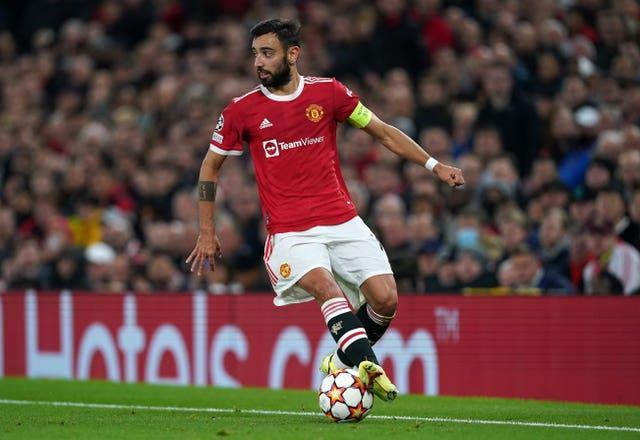 A new FIFPRO report has highlighted the demands on top players like Manchester United's Bruno Fernandes