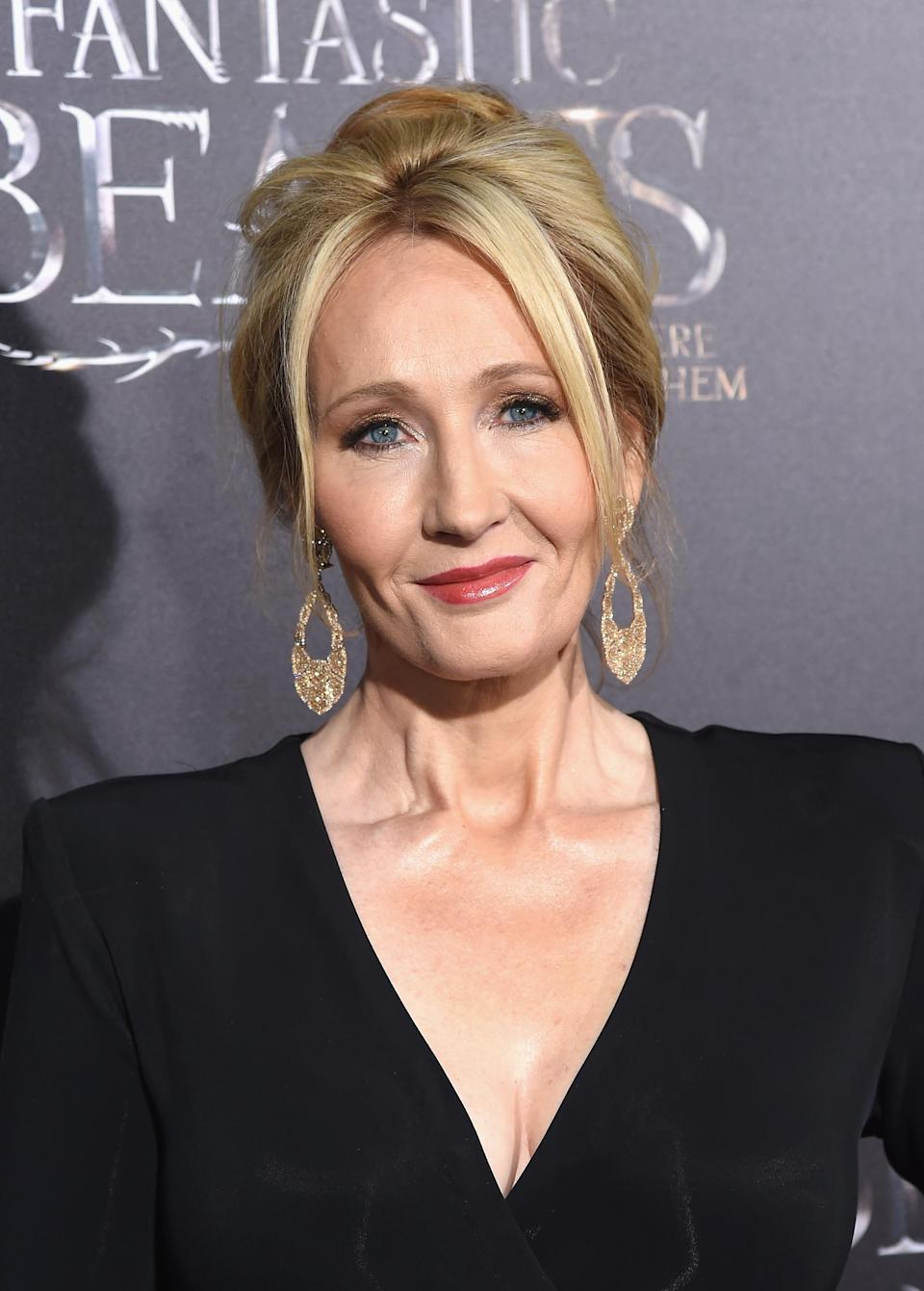 J.K. Rowling was moved by single dad Matt Burke's story. (Photo: Jamie McCarthy/Getty Images)
