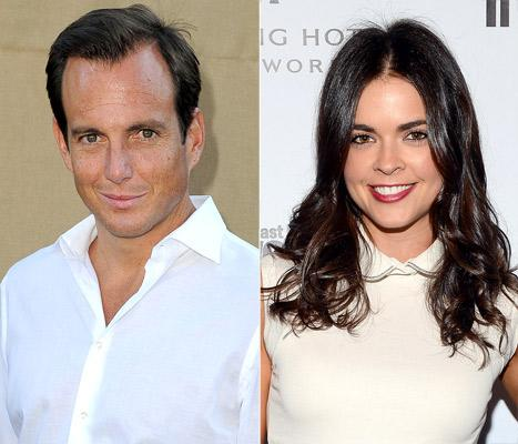 Will Arnett And Katie Lee Dating, Kiss And Hold Hands At Dinner