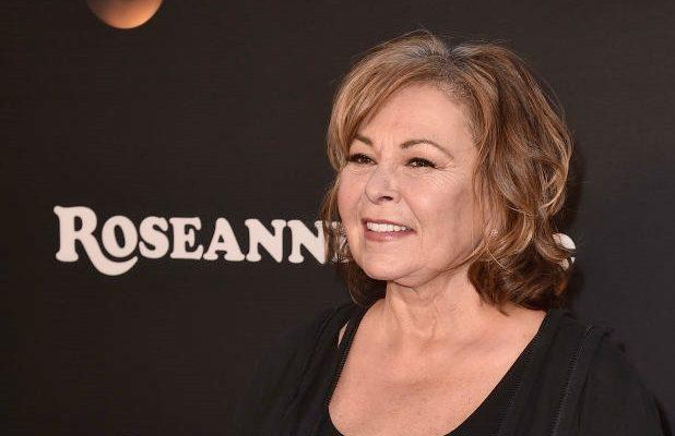 Roseanne Barr Quit Stand-Up Because She Says TV Execs Threatened Her Residuals