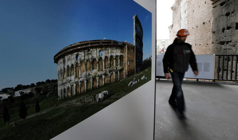 'The Colosseum: an icon' exhibition opens on a middle floor of the amphitheatre on March 8, 2017, and runs till next January