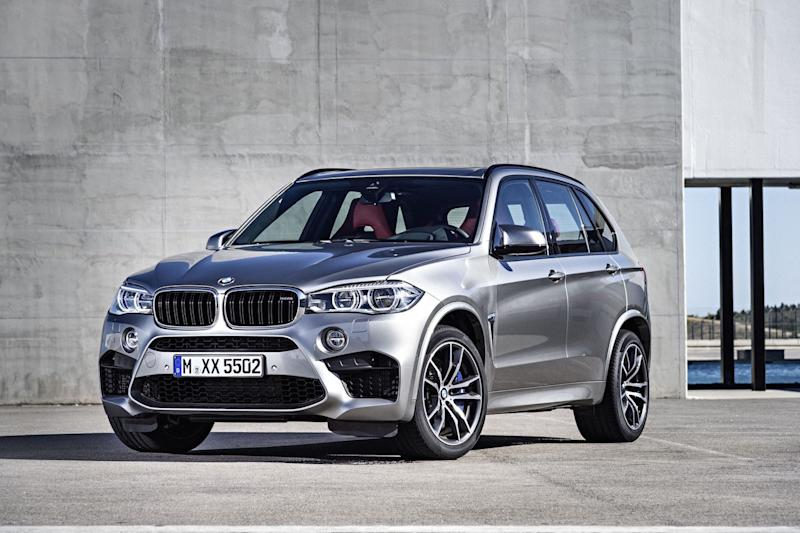 Go big, go BMW: Range-topping X7 crossover to get M variant, report says