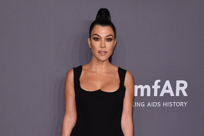 Kourtney has taken a step back from the show (Getty Images)