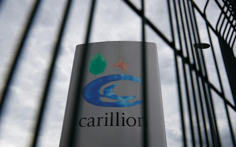 Government officials have been attending crunch discussions about Carillion's future - REUTERS
