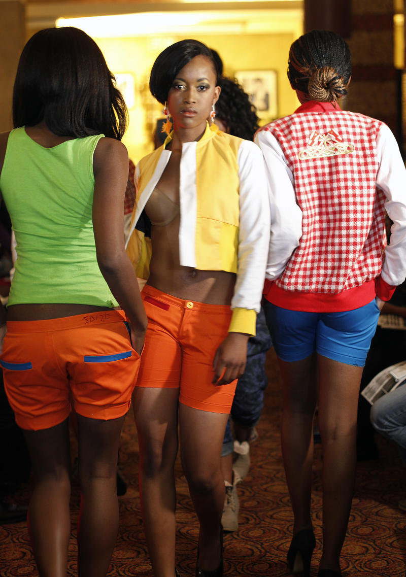 South Africa's Soweto gets its fashion week