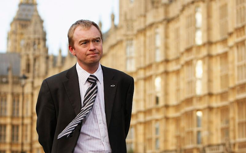 Tim Farron - Credit: Getty
