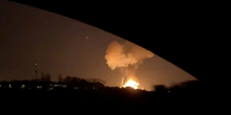 One killed in chemical factory explosion in Spain