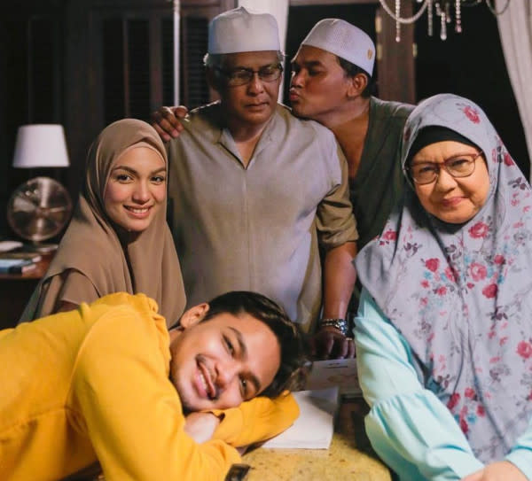 'Nur' and 'Nur 2' were big hits when it aired in Malaysia