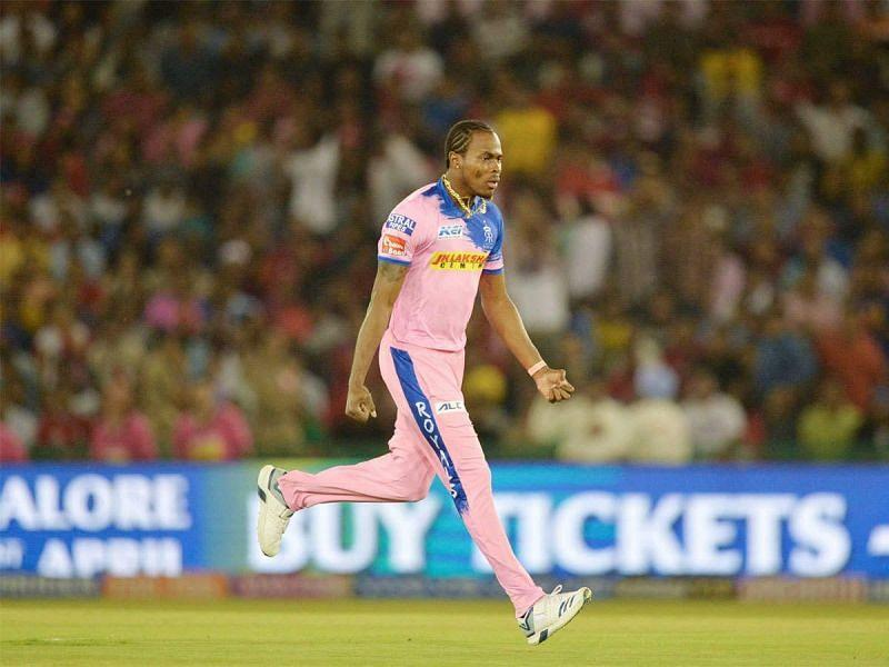 Jofra Archer has been very economical at the death and will be instrumental for Rajasthan Royals in the IPL