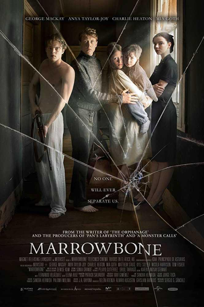 <p>Four siblings seek refuge in an old home after the death of their mother, only to discover that the house has another, more sinister, inhabitant. </p>